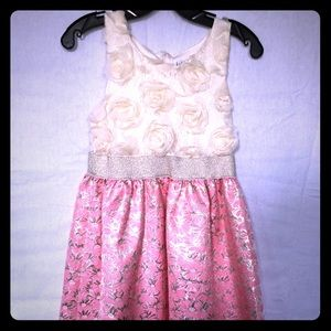 Beautiful Blush by US Angels dress in size 14